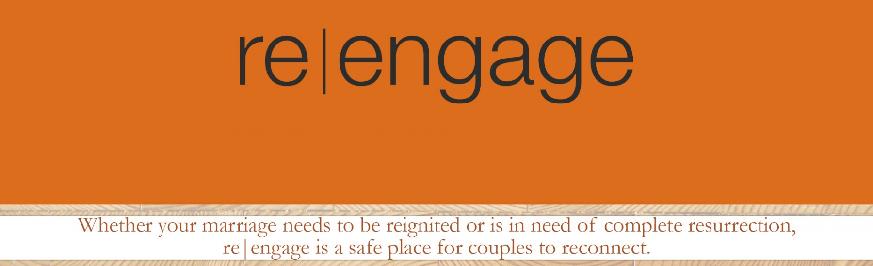 Re engage Ministry